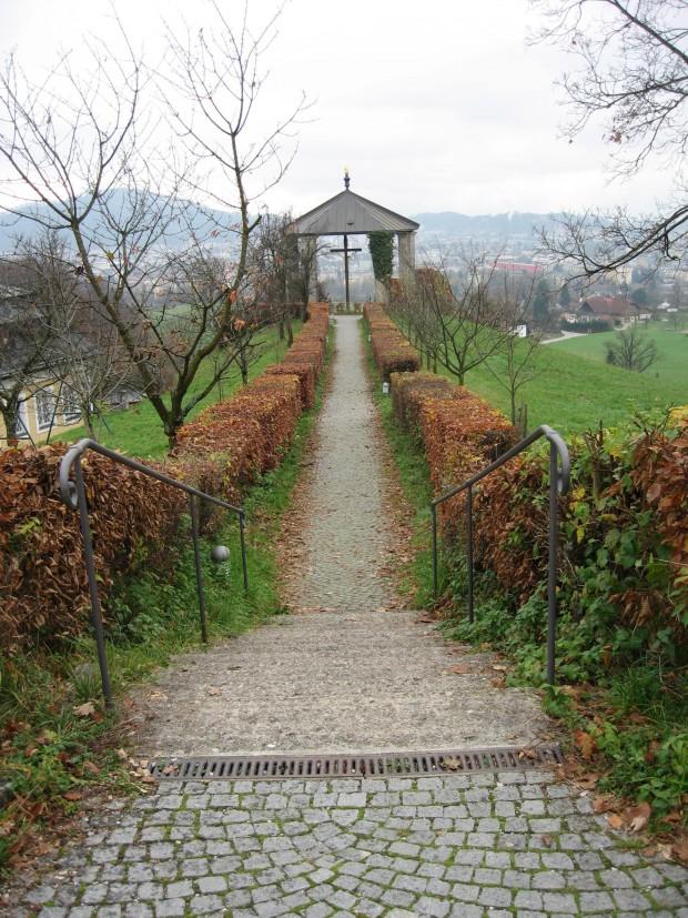 Der andere Weg, 16112008 - Maria Plain
