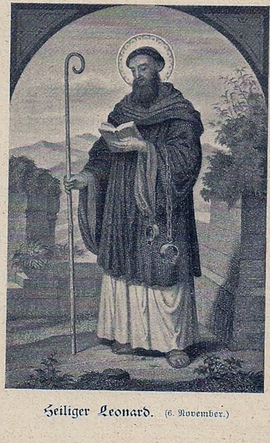 Quelle: Goldene Legende-Leben der lieben Heiligen Gottes auf alle Tage des Jahres, Wilhelm Auer, Matthäus Vogel,1904