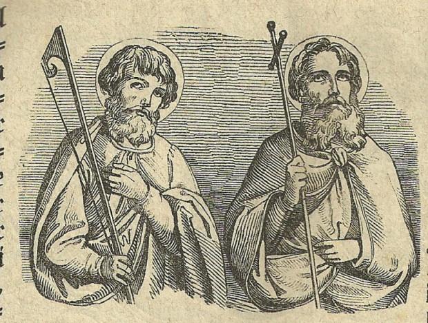Q.: Georg Ott, Legende von den lieben Heiligen Gottes-Regensburg 1884