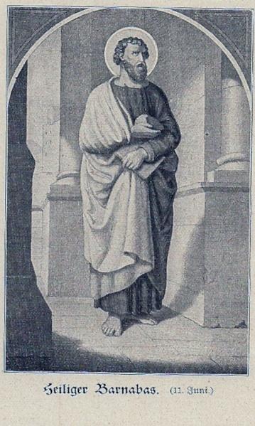 Quelle: Goldene Legende: Leben der lieben Heiligen Gottes auf alle Tage des Jahres, Wilhelm Auer, Matthäus Vogel,1904)