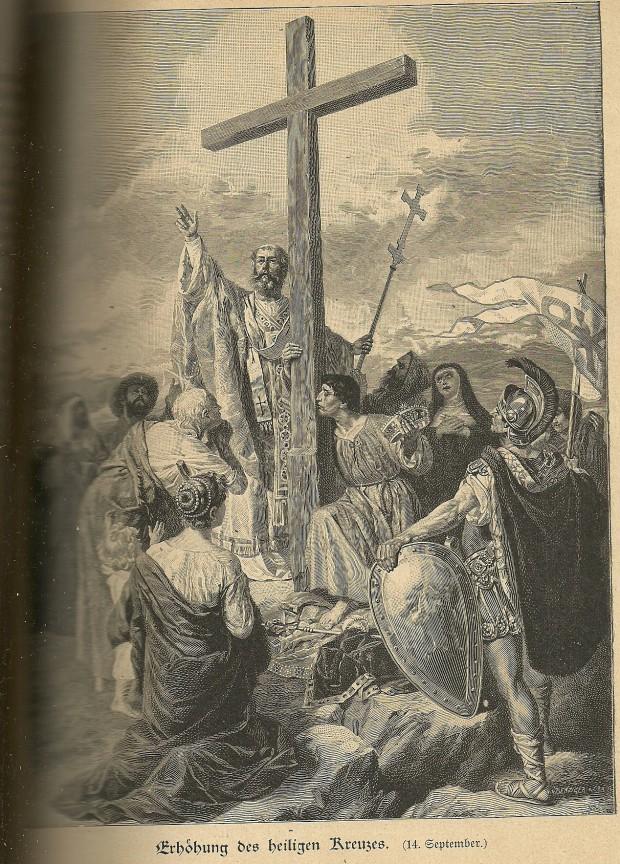 Q.: Goldene Legende: Leben der lieben Heiligen Gottes auf alle Tage des Jahres Wilhelm Auer, Matthäus Vogel,1904